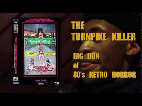 The Turnpike Killer (2009) BIGBOX Release Trailer