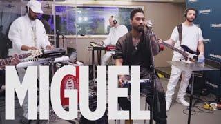 "Miguel ""Adorn"" Live @ SiriusXM // The Heat"