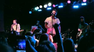 Anthony Green - Get Yours While You Can + When I'm On Pills + Stonehearted Man (Live)