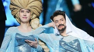SPECIAL AND FUNNY PERFORMANCES | SUPER JUNIOR