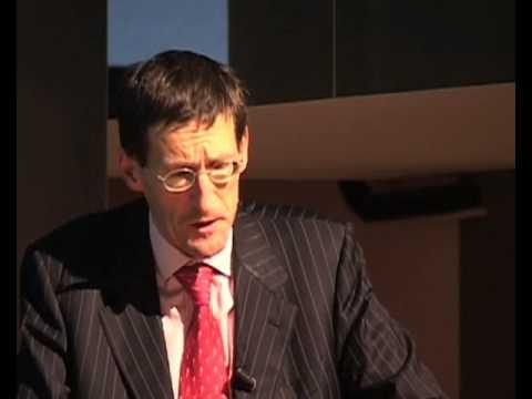 Intervention d'Etienne de Callataÿ, partie 1 : Les effets directs de la crise financière