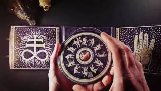 Unboxing Dance With Devils - Deathless Legacy - occult horror Metal