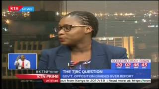 Christine Alai-Human Rights Expert analyses the elusive TJRC Report