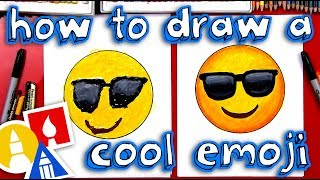 How To Draw A Cool Emoji
