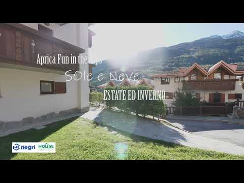 Video - Aprica Affitto Chalet 4 Les Petites Maisons App.1