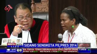 Special Report #3 Saksi: Di Kabupaten Dogiyai, Suara Prabowo-Hatta Nol
