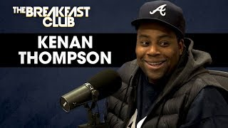 The Breakfast Club - Kenan Thompson Talks Longevity On SNL, Nickelodeon Reboots, Steve Harvey Impressions + More