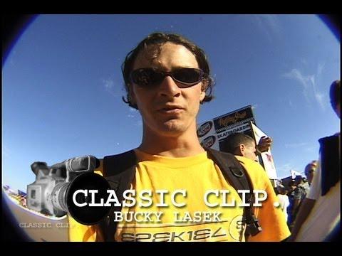 Bucky Lasek and You're Watching 411 Video Magazine Skateboarding