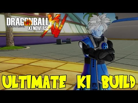Dragon Ball Xenoverse: The Monster Ki Based Build! How To Counter the Kaioken x20
