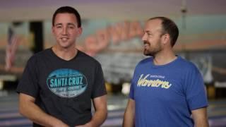 Do you think Team Boardwalk has a shot against the Santa Cruz Warriors in bowling