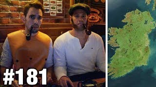 #181 LIVE FROM IRELAND! | Louder With Crowder