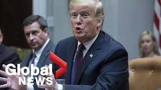 Trump takes questions on Cohen, SOTU and China