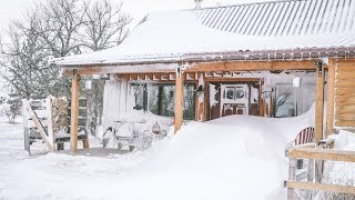 The WORST BLIZZARD We've Ever Had (Wyoming Bomb Cyclone)