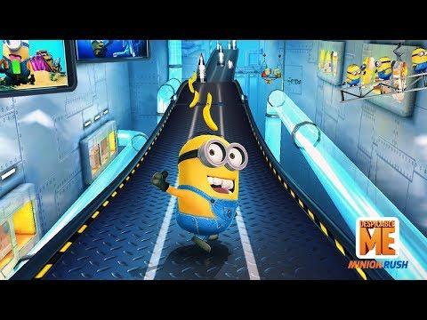 Despicable Me: Minion Rush – Google Play Trailer