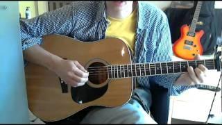 Anouk - Michel gitaar tutorial