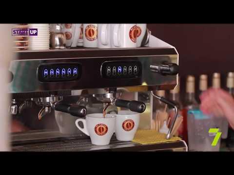 """Как Открыть Кофейню и быстро окупиться ( передача """"Start Up"""" , 7 ТВ канал, Одесса, MY COFFEE )"""