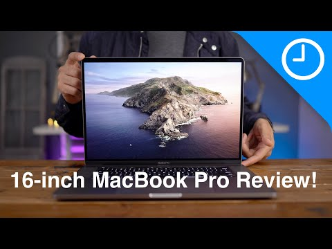 External Review Video YFJC9ZFmPZ0 for Apple MacBook Pro 16-inch Laptop (2019)