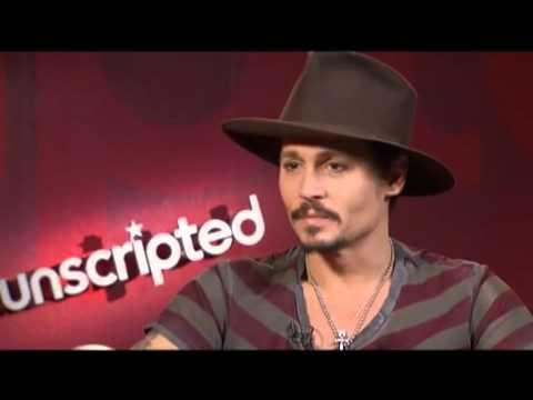 'Sweeny Todd' | Unscripted | Johnny Depp, Tim Burton