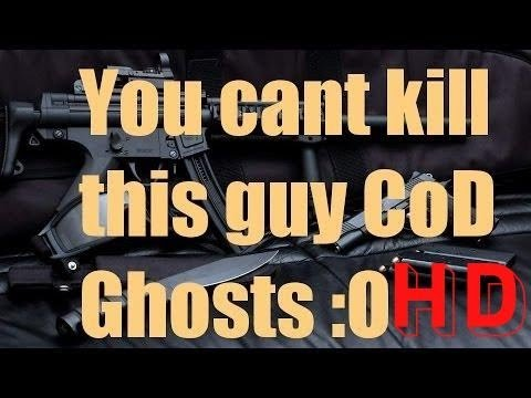 Invincible SPAWN Hack/Glitch CoD Ghosts Commentary