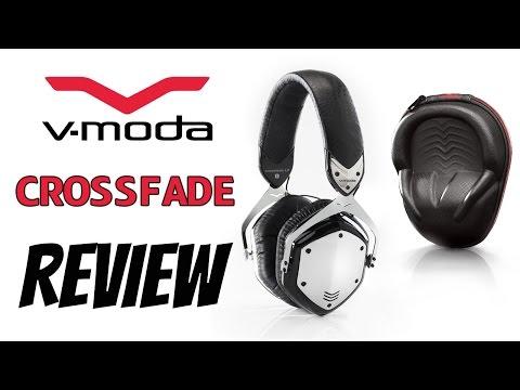 V-Moda Crossfade LP Headphone Review
