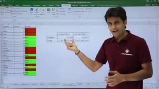 Excel VBA - Rows & Columns Count