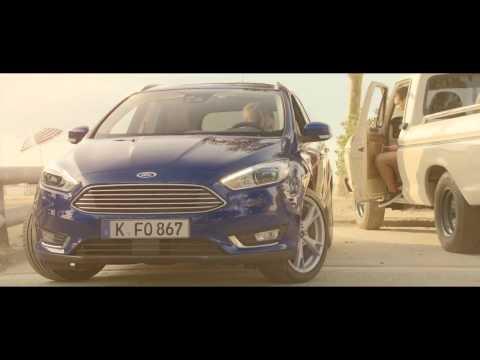 Ford Focus Hatch Хетчбек класса C - рекламное видео 3