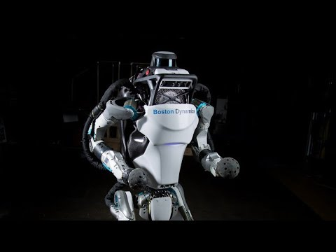 Boston Dynamics unveils Handle Robot 2018