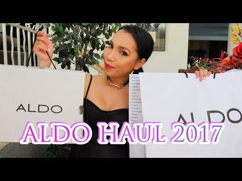 ALDO HAUL 2017