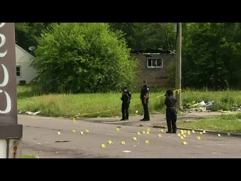 Father, 11-year-old son injured in triple-shooting on Detroit's west side