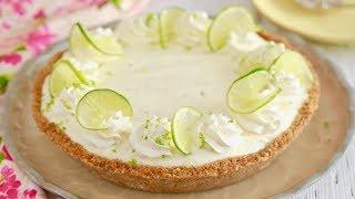 10 Menit Membuat Camilan Key Lime Pie