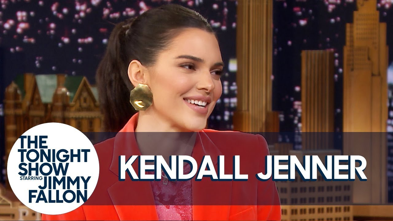 Kendall Jenner Describes Niece Stormi's First Birthday Party thumbnail