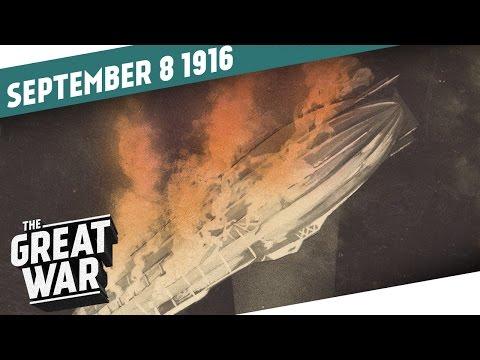 Plameny na obloze - Velká válka