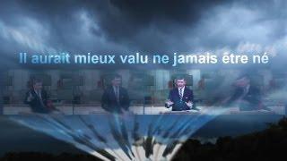 IL AURAIT MIEUX VALU NE JAMAIS ÊTRE NÉ