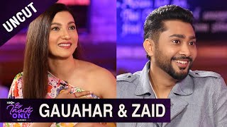 Gauahar Khan & Zaid Darbar | Episode 15 | By Invite Only S2 | Full Interview