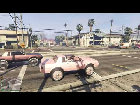 GTAV AUTO SHOW ///BEST DONKS!!