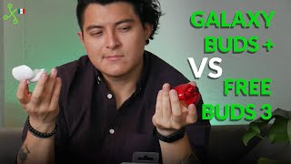Galaxy Buds+ VERSUS Freebuds 3: el combate DEFINITIVO de audífonos TRUE WIRELESS