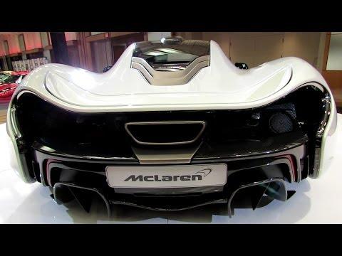 2015 McLaren P1 - Exterior Walkaround - 2014 Toronto Auto Show