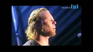 Metallica - Nothing Else Matters - Live Big Day Out 2004 - 1080p HD