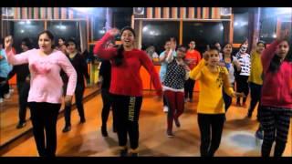 Kurta   Amrinder Gill   Angrej   Gidha Steps By Step2Step Dance Studio