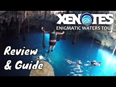 Xenotes Oasis Maya- Cancun Cenotes Tour Review