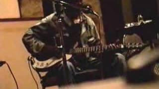Henry Qualls In The Studio '94