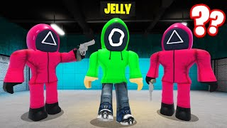 I CHEATED In Roblox SQUID GAME!