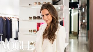 73 Questions with Victoria Beckham | Vogue - dooclip.me