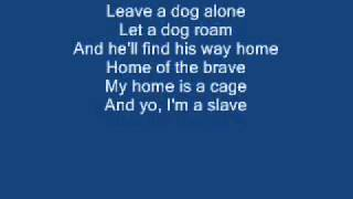 DMX- Ruff Ryders Anthem (Lyrics)