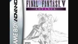 Final Fantasy 5 Advance Battle Theme
