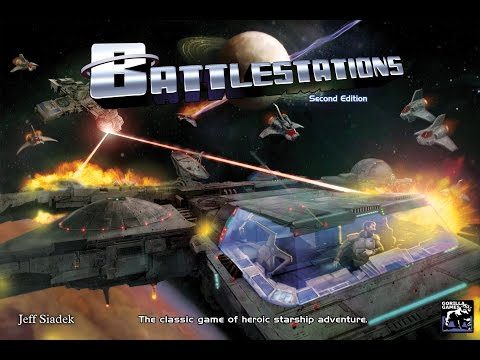 UndeadViking Videos - Battlestations Second Edition Review