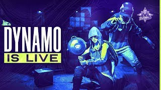 PUBG MOBILE LIVE WITH DYNAMO GAMING | TEAM HYDRA IN CUSTOM ROOM GAMES TODAY | SUBSCRIBE & JOIN ME