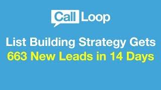 Call Loop video