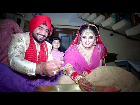 Wedding Highlights   Anuraj & Harleen   Vinny Virdi Photography   Punjab   India