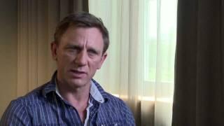 Daniel Craig 'Cowboys & Aliens' Interview